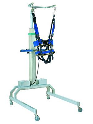 象鼻式电动减重步态训练器