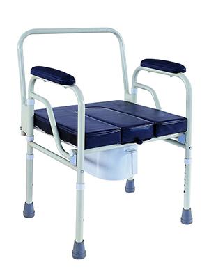 A-ZBY–A坐便椅(软垫)