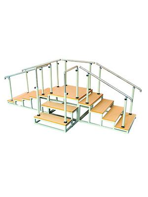 B-XFT-D训练用扶梯(三面)