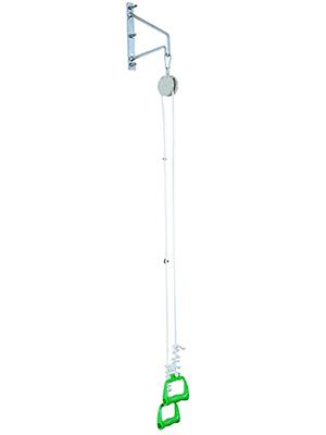 P-DHQ-B简易滑轮吊环训练器
