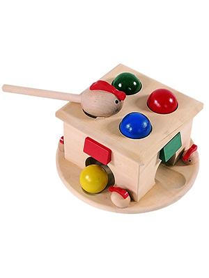儿童捶球训练器