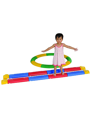 平衡触觉板