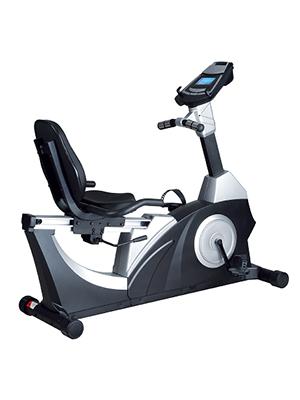下肢功率自行车(豪华、卧式、电控)