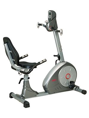 下肢功率自行车(手脚两用)