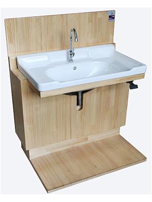 B-XCJ-C 洗脸台(电动升降、家用型)