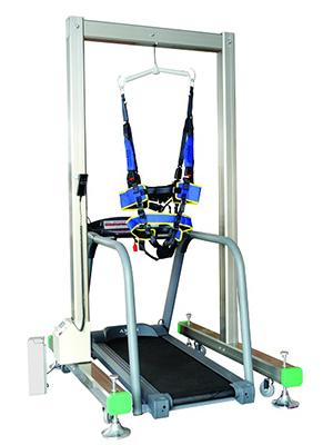 B-JZB-C1单边门架式电动减重步态训练器(配进口电