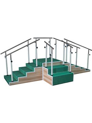 B-XFT-B 训练用扶梯三面