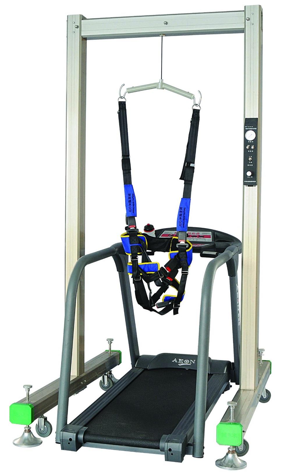 单边门架式气动减重步态训练器(配进口电