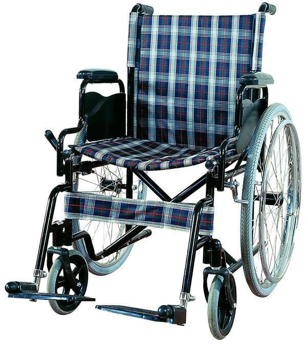 B-LYI-A 轮椅(可折叠)
