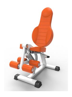 等速肌力训练器 (坐式股四头肌训练器)